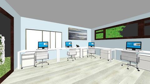 oonie office open3 - Office  - by oonie