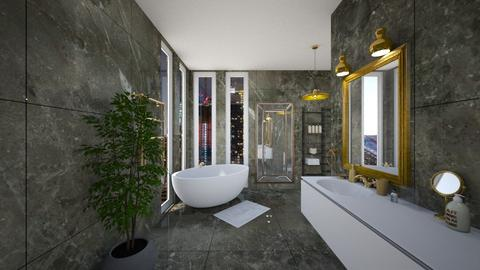 dream bath - Modern - Bathroom - by Jessi Bust