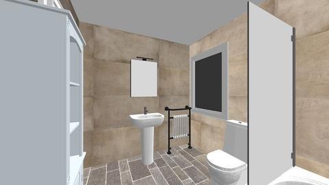 Bathroom 1800x800 rail - Bathroom  - by malcolmspringett