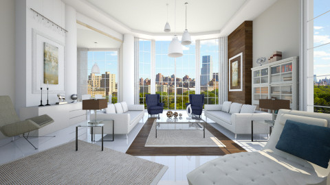 park living - Living room - by Senia N