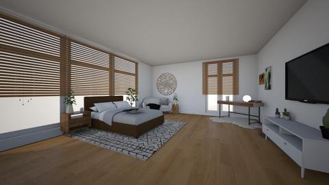Lauren room template 2018 - Minimal - Bedroom  - by Lauren_paigee