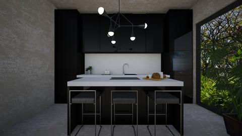 Casa152Kitchen - Classic - Kitchen  - by nickynunes