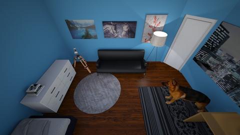 reeeee - Bedroom  - by ofawesome