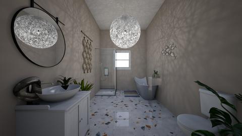 Sammie Bathroom - Modern - Bathroom  - by SammieHurst