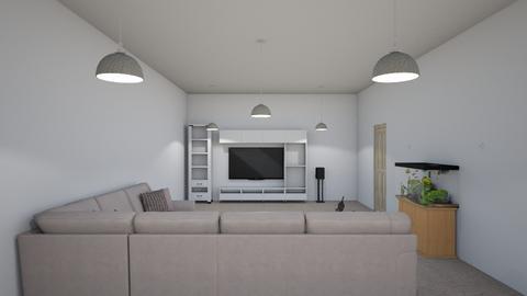 tes2 - Modern - Living room  - by fahrezi17