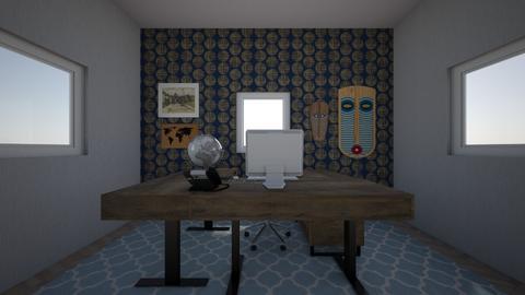 My dream office - Modern - Office  - by TraviB