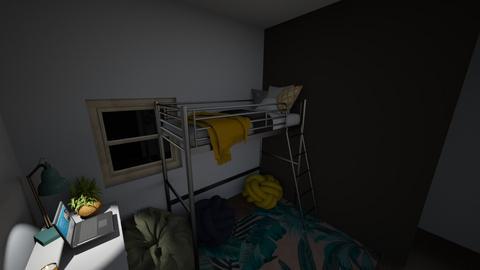 Room 2 - Bedroom  - by Merdog