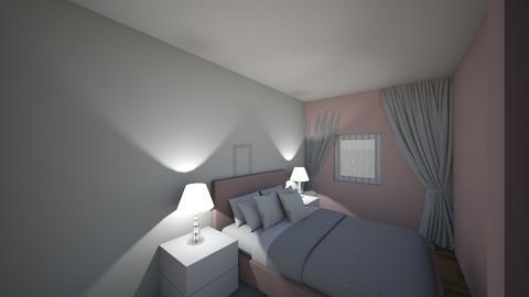bedroom - by malgorzata_p