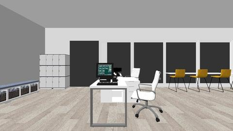 Rochester - Minimal - Office - by BoundlessConnections