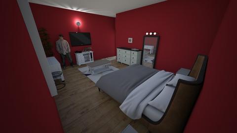 dream room  - Bedroom  - by CelesteOwO