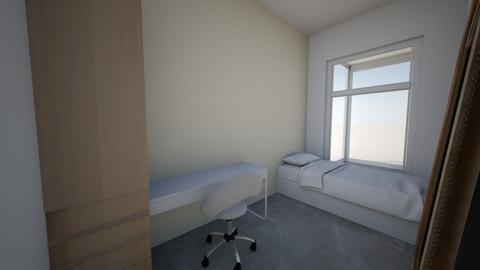 Brandslangstraat room 2 - Bedroom  - by Patrickvh3