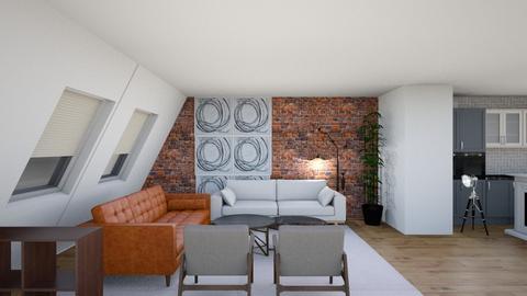 salon update - Living room  - by wienczyslawy