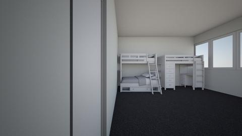 Ridwan - Bedroom - by Menahkarimi