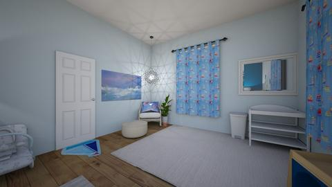 Design A Nursery - Kids room  - by clee06