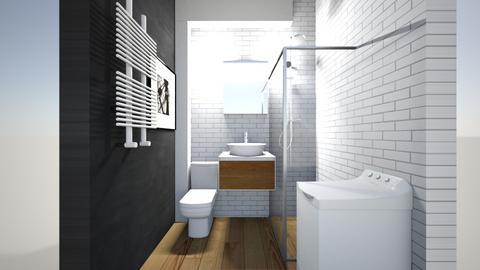 kibel - Bathroom  - by tomekkoza
