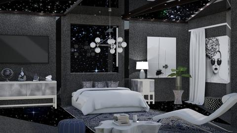 Between heaven and earth - Bedroom  - by milyca8