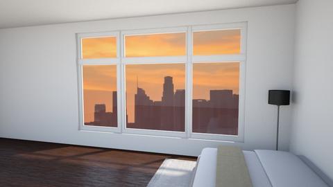 LA living - Bedroom - by sjones23