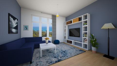 Day - Classic - Living room  - by Twerka