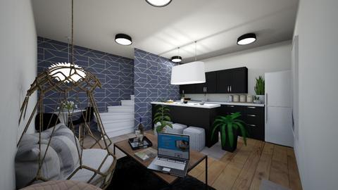 Main floor - Minimal - by ShadySkills13