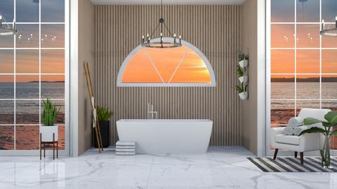 Lux Minimalistic Bath - by Coco_Iover