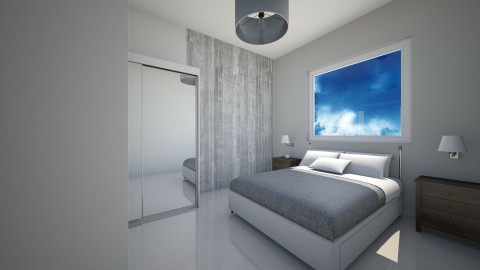 sypialnia - by El Maksonias