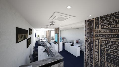 Container office - Office  - by MyDesignIdeas