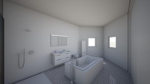 aleenahs bathroom 1 - Bathroom - by moon_safi