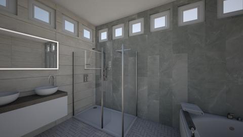 bath - Bathroom - by lnastudios