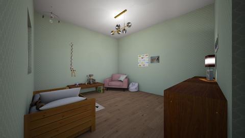 Anastasia 3_13 - Classic - Kids room  - by kittytarg