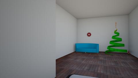 Mi cuarto navidad - Kids room  - by Mentegenia