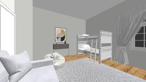 room - Bedroom - by jennilill02