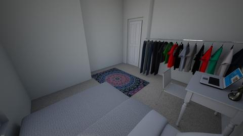 The Green at West Village - Modern - Bedroom  - by carolinat