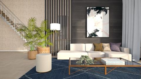 Magnolia - Modern - Living room - by Claudia Correia