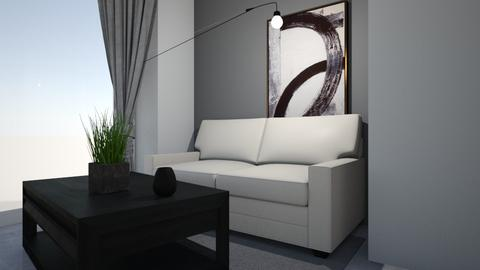 Graygrin - Living room - by Seco0625