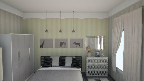 Bedroom - Bedroom - by AlbGre