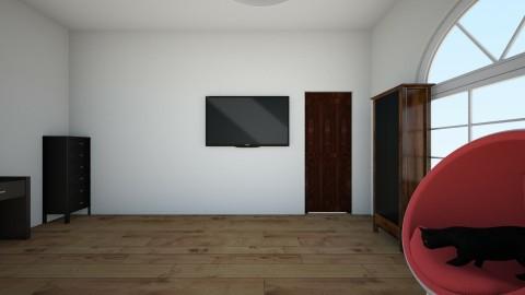 My room - Bedroom - by 15sfletcher