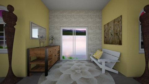Little Friendly Mudroom - Country - by deleted_1519083446_GHinteriordesign