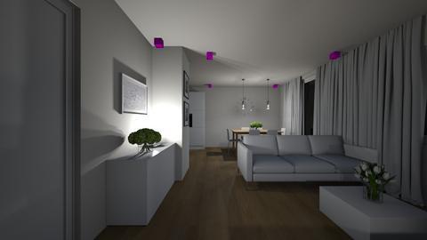ssss - Living room  - by wiktoria2691