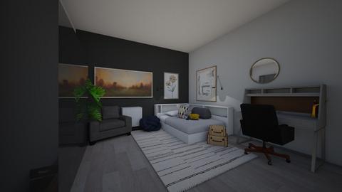 T Bedroom - Bedroom  - by npupid123