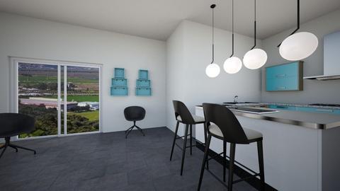 kitchen  - Kitchen  - by GiasInteriordesign