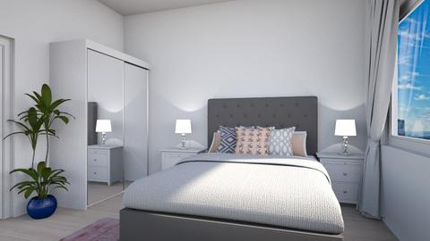 light bedroom - Bedroom - by tj94