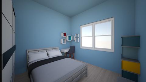 2 - Bedroom  - by  Xuan_000