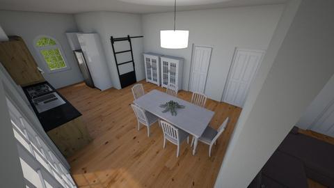 N H 5 - Living room - by Niva T