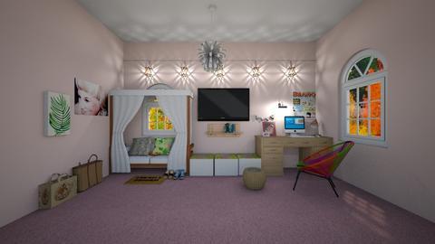 pretty - Kids room  - by New York Mets