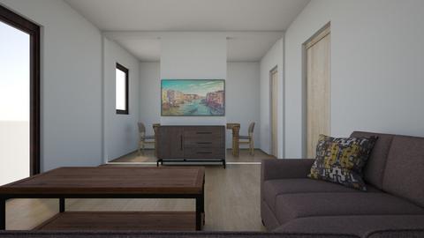 dnevna1 - Living room  - by Jtol