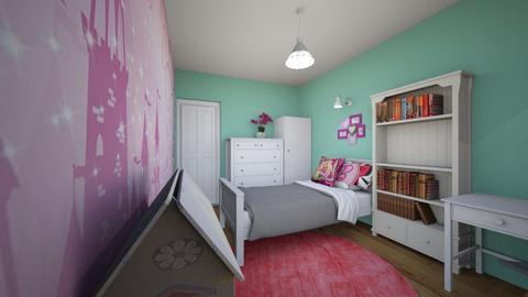 My Girl - Classic - Kids room  - by joannaoliwa