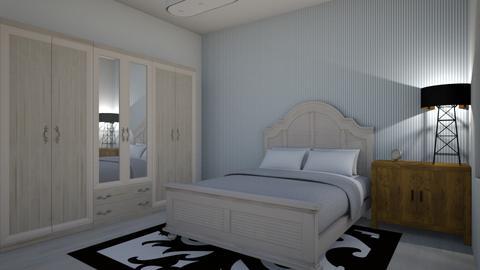 myyyyyyy - Bedroom - by witekrek