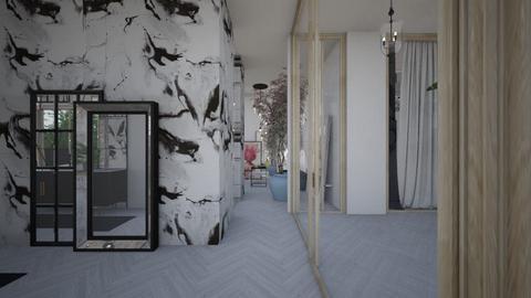 Glamour_office - Office  - by lovasemoke