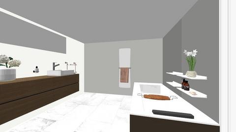 My room - Modern - Bedroom  - by majameyer