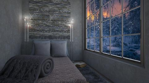 Home - Bedroom  - by daydreamer84